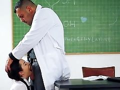 Doll With Little Tits Hard Fucked By Her Schoolteacher