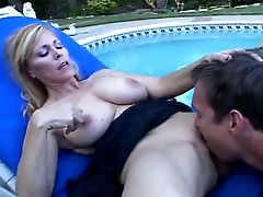 This Cougar Is Just A Constant Headache For Her Neighbors And She Loves To Fuck