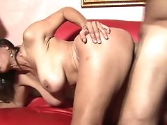 Big Tittied Mummy Persia Monir Bj's A Dick Before A Crazy Knob Railing Session