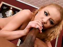 Blonde Lily Love Plays With Dudes Pulsating Boner