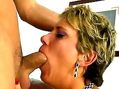 Alex Gonz Fucks Chloe Wilder From Behind And Then He Lets Her Climb On Top Of His Cane And Bounce Like She Is On A Trampoline. She Indeed Loves Having