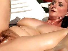 Tempting Matures Blonde Cougar Monik With Big Sweet Tits And Cheep Make Up Gets Her Moist Cunt Boned Ball-sac Deep By Her Randy Neighbor To Humid Orga