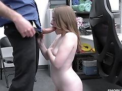 To Be Released Pallid Bitch With Big Rump Alice Merchesi Has To Rail Fat Manhood