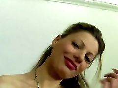 Fancy Silvia A Displays Her Youthful Bod And Gets A Ample Yummy Pecker From Rocco