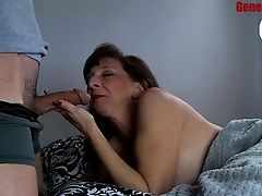 Sexy Italian Matures Big Beef Whistle Oral Job