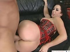 Billy Slide Bangs Supah Sexy Mummy In Stockings And Corset Jayden Jaymes