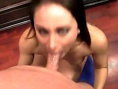 Big Bootied Dark-haired Chick Gabriella Paltrova Gets Her Hairy Gash Slammed From Behind Raunchy