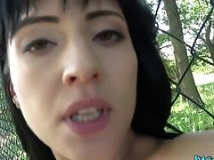 Fuck In The Forest Is A Fresh Fuck-a-thon Practice For Pretty Sherry Vine