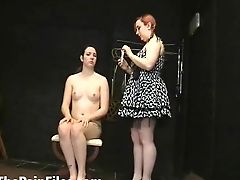 Enslaved Lyarah Facial Cumshot Candle Waxing And All Girl Predominance Of Unexperienced Slavegirl From Canada In Pervy Doll On Gal Sadism & Masoch