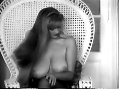 Cock And Ball Torture Big Tits Old School Retro Antique 50's Blackandwhite Nodol1