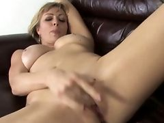 Big Titted Blonde Nymphomaniac Adrianna Nicole Is Fucked Mish By Black Boy