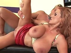 """""""titty Have Fun And Coochie Fucking At The Office With Curvy Assistant Sharon Pink"""""""