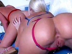 Molly Cavalli Shows Off Her Bubble Butt And Smoothly-shaven Snatch