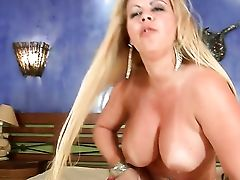 Loupan Loves Glammed Up Micheli Coutos Amazing Assets And Bangs Her Mouth As Hard As Possible